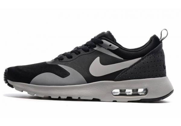 Кроссовки Nike Air Max Tavas ATM черные с серым
