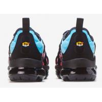 Кроссовки Nike Air VaporMax Plus черные мульти