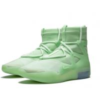 Кроссовки Nike Air Fear Of God 1 зеленые