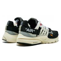 Кроссовки Nike Air Presto X Off-White черные