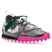 Кроссовки Nike Vapor Street X Off-White черные