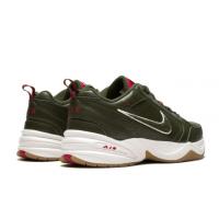 Кроссовки Nike Air Monarch 4 PR темно-зеленые