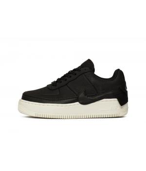 Кроссовки Nike Air Force 1 Low Jester черные