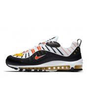 Кроссовки Nike Air Max 98 черно-белые