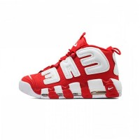 Nike Air More Uptempo 96 Red White