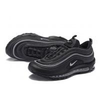 Кроссовки Nike Air Max 97 черно-серые