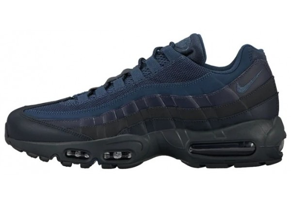 Nike Air Max 95 Essental Blue-Black