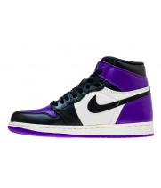 Nike Air Jordan Retro 1 High Og Court Purple (Фиолетовые)
