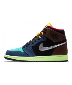 Nike Air Jordan Retro 1 High Og Tokyo Bio Hack