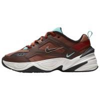 Кроссовки Nike M2k Tekno бордовые
