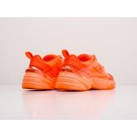 Кроссовки Nike M2k Tekno оранжевые