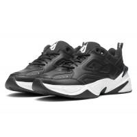 Кроссовки Nike M2k Tekno черно-белые