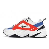 Кроссовки Nike M2k Tekno бело-красно-синие