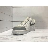 Кроссовки Nike Air Force бело-серые