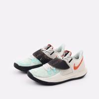 Баскетбольные кроссовки Nike Kyrie Low 3 бежевые