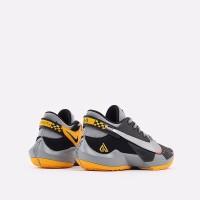 Баскетбольные кроссовки Nike Zoom Freak 2 серые
