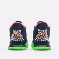 Баскетбольные кроссовки Nike Kyrie 7 синие