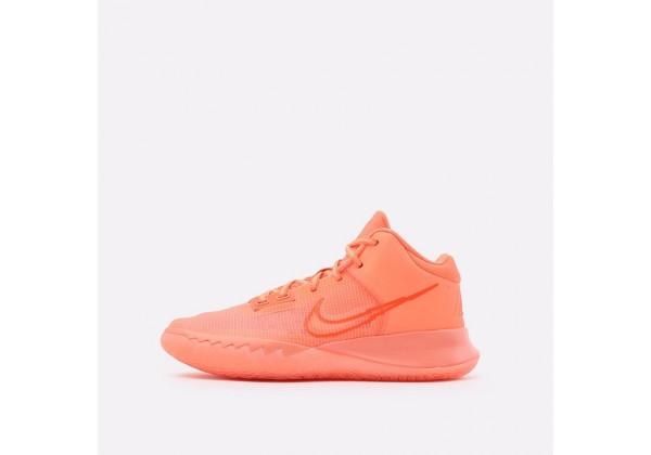 Баскетбольные кроссовки Nike Kyrie Flytrap IV оранжевые