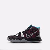 Баскетбольные кроссовки Nike Kyrie 7 (GS) черные