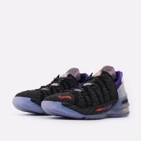 Баскетбольные кроссовки Nike Lebron XVIII NRG (GS) черные
