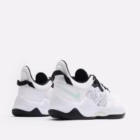 Баскетбольные кроссовки Nike PG 5 черно-белые