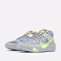 Баскетбольные кроссовки Nike KD13 серые