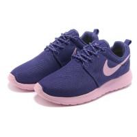 Кроссовки Nike Roshe Run розовые
