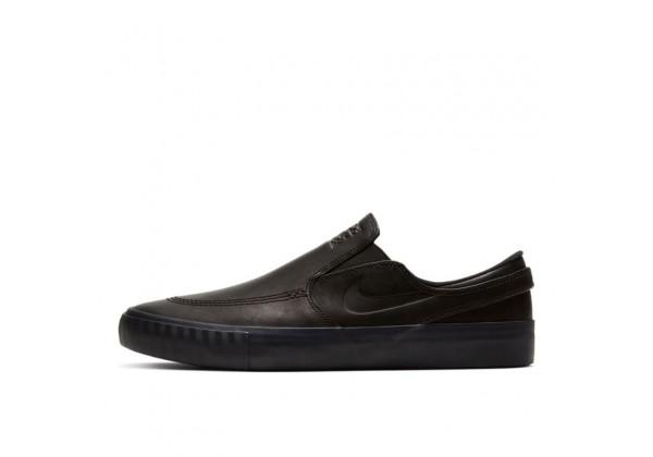 Слипоны Nike SB Zoom Janoski черные
