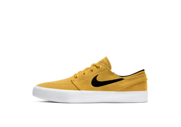 Кеды Nike SB Zoom Janoski светло-коричневые