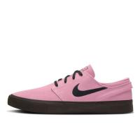 Кеды Nike SB Zoom Janoski черные с розовым