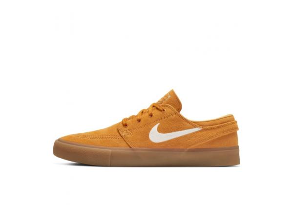 Кеды Nike SB Zoom Janoski замшевые коричневые