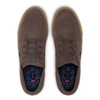 Кеды Nike SB Zoom Janoski коричневые