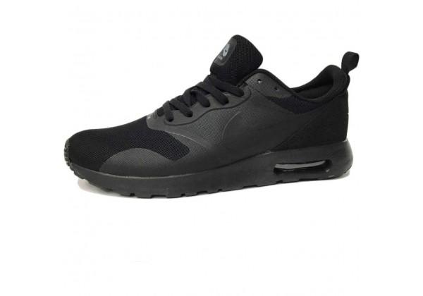 Кроссовки Nike Air Max Tavas черные