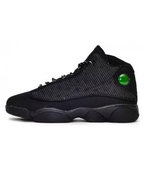 Nike Air Jordan 13 Black (Черные)
