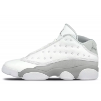 Nike Air Jordan Retro 13 White (Белые)