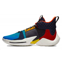 Nike Air Jordan Why Not Zero 0.2 (Черные)