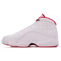 Nike Air Jordan 13 White Red (Белые с красным)