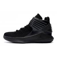 Nike Air Jordan XXXII 32 (Черные)