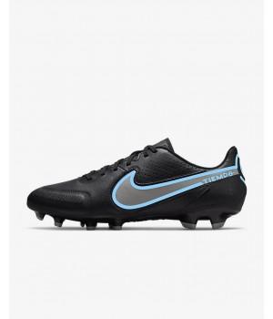 Бутсы Nike Tiempo Legend 9 Academy MG черные