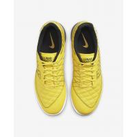 Бутсы Nike Lunar Gato II IC желтые