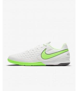 Бутсы Nike React Tiempo Legend 8 Pro IC белые