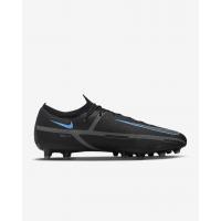 Бутсы Nike Phantom (Найк Фантом) GT2 Pro AG-Pro черные