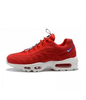 Кроссовки Nike Air Max 95 красные