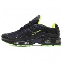 Nike Air Max Plus TN Black Green