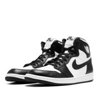 Nike Air Jordan 1 Retro High OG Black White чёрно-белые
