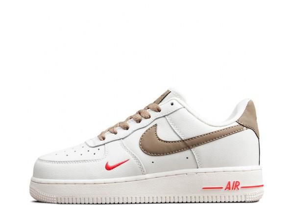 Nike кроссовки Air Force LV8 White Grey