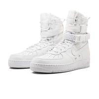 Nike Air Force High SF AF1 White-Blanc