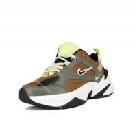 Nike M2k Tekno Brown Grey