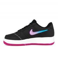 Nike Air Force 1 Low '19 Black Purple