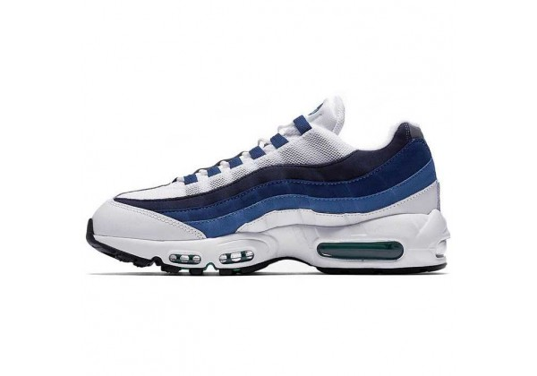 Nike Air Max 95 White Blue